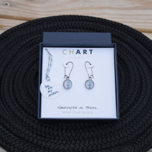 Anchor Earrings (you are my anchor)