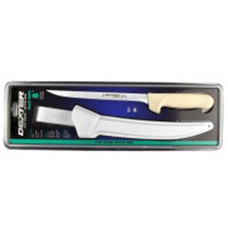 Dexter Sani-Safe® Narrow Fillet Knife w/ Sheath