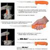 Dexter UR-Cut™ Flexible Fillet Knife, Moldable Handle