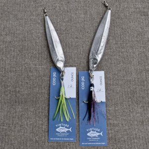 fish diamond cod jigs