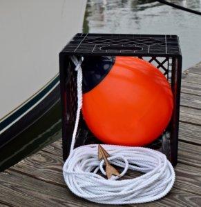 Harpoon Basket