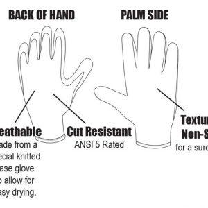 Fish Fillet Gloves