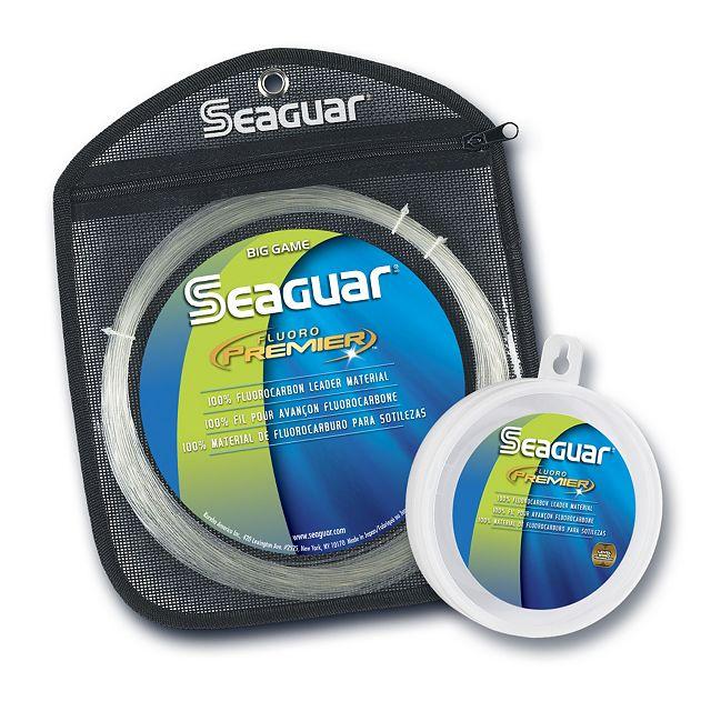 Seaguar Fluoro Premier Fluorocarbon